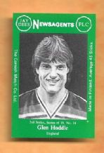 England Glenn Hoddle 14 (JD)